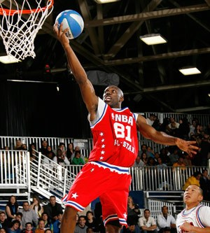 Terrell Owens Basketball