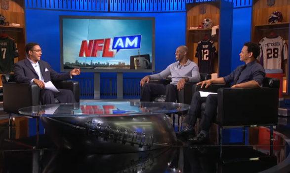 Terrell Owens NFL AM Interview