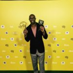 Red carpet at the World Dog Awards, #TerrellOwens #CW