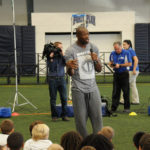 Big Sky Ballin's Drills and Meals Football Camp with Terrell Owens