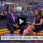 "NFL legend Terrell Owens discusses being on ""Celebrity Apprentice"""