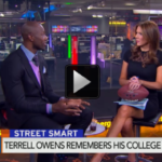 How NFL Legend Terrell Owens Catches a Football