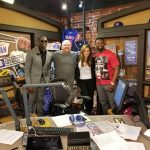 Terrell stops by WFAN NY radio to talk HOF