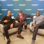 "Terrell stops in at Sirius XM for the  ""Road to the Hall of Fame"" series"