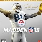 2018 Madden Hall of Fame cover