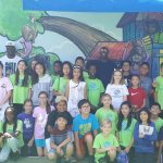 Terrell Owens Visits Los Angeles area Boys and Girls Club