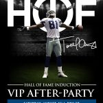 Hall of Fame Induction VIP After-Party